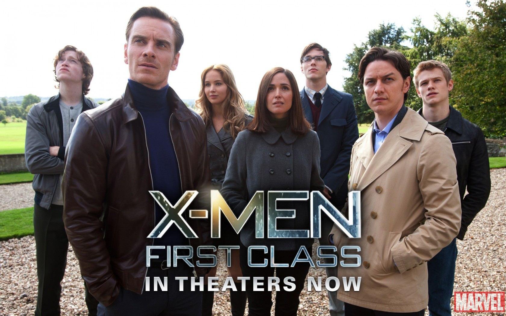 X men first class cast